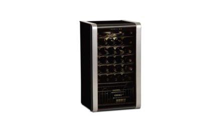 Manual de instruções da Adega Electrolux 33 garrafas – ACS33