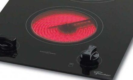 Manual de instruções do cooktop elétrico 2Q Fischer 7883