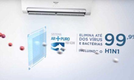 Manual de instruções do ar condicionado Springer Midea – Modelos