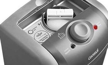Manual de instruções do purificador de água Consul – CPC30AF