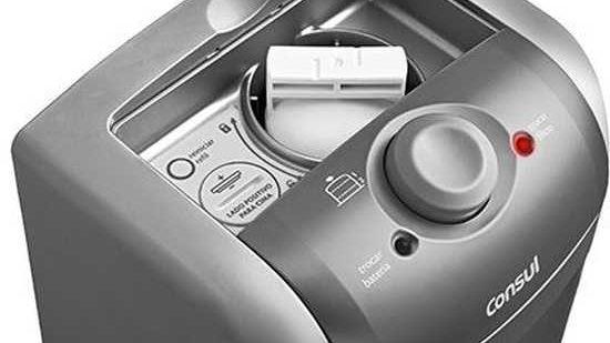 Manual de instruções do purificador de água Consul – Modelos