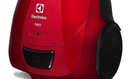 Manual de instruções do aspirador de pó Electrolux NEO30