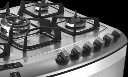 Manual de instruções do fogão Brastemp 5B piso – BFD5QBR