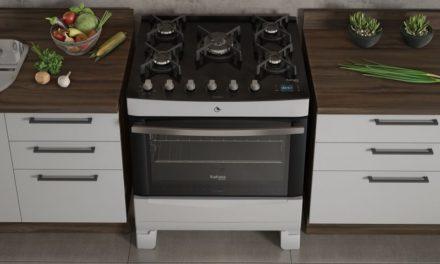 Manual de instruções do fogão Itatiaia 5B – Vitrum Timer