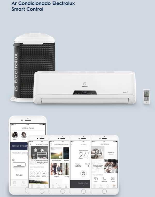Conhecendo o ar condicionado Electrolux - xi-xe