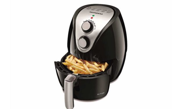 Manual da Fritadeira Air Fryer Mondial Pratic AF-16