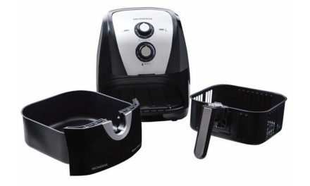 Manual da Fritadeira Air Fryer Mondial Grand Family – AF-17
