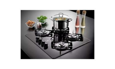 Manual do cooktop a gás Electrolux 4 bocas – GC60V