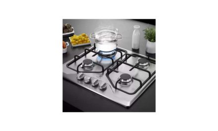 Manual do cooktop a Gás Electrolux 4 bocas – GT60X