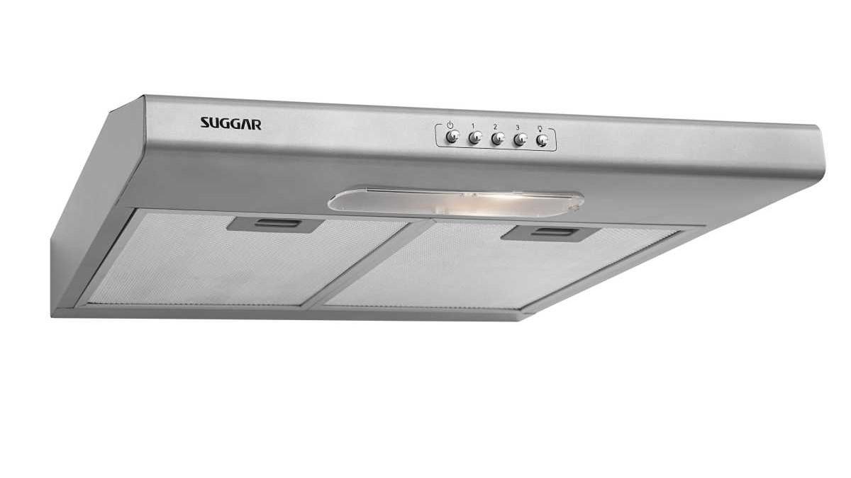 Manual de instruções do Depurador de Ar Suggar Slim 60 cm - DI61PR