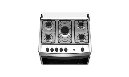 Manual do fogão de piso Atlas Encanto Inox 5Q