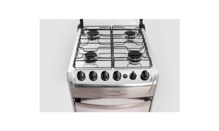 Manual do fogão de piso Atlas Fastcook Inox 4B