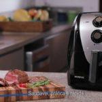 Manual de Instruções da Fritadeira Air Fryer Mondial – Modelos