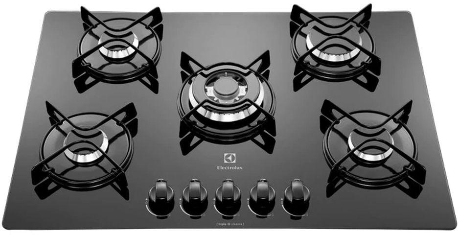 Manual de Instruções do cooktop Electrolux GC75V