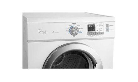 Manual da secadora de roupas Midea 11,2Kg – SM11