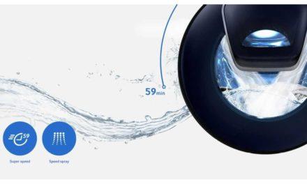 Solução de problemas Lava e Seca Samsung 11 Kg – WD11K6