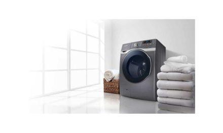 Como usar lava e seca Samsung 15 Kg – WD15H7 – Parte 1