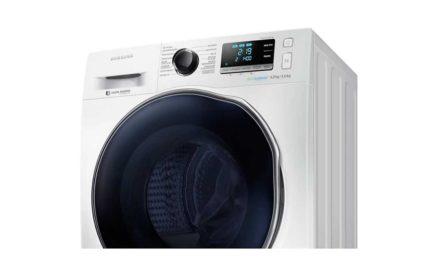 Como limpar Lava e Seca Samsung WD90J6 – 9 Kg