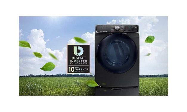 Ficha técnica da lavadora de roupas Samsung WF15K6