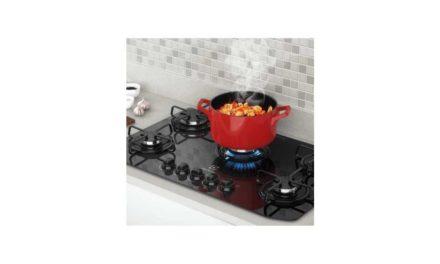 Manual do cooktop Electrolux 5 bocas GC70V
