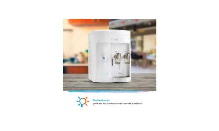 Manual do Purificador de Água IBBL Branco Speciale FR600