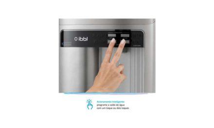Solução de problemas do Purificador de Água IBBL FRQ600 Expert Prata