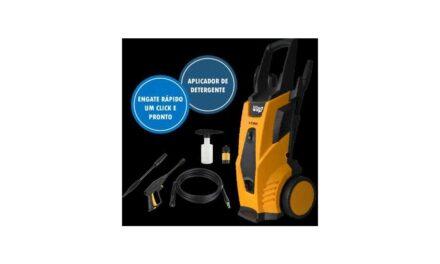 Instruções de Segurança Lavadora de Alta Pressão WAP – Líder 2200
