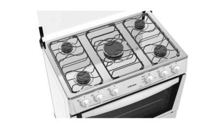 Instruções de segurança do fogão Atlas a gás Mônaco
