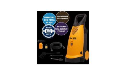 Manual da Lavadora de Alta Pressão WAP Premier 2600