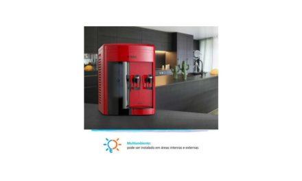Manual do Purificador de Água IBBL Vermelho Speciale FR600