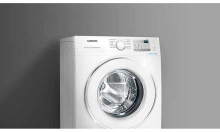 Manual da lavadora de roupas Samsung 11Kg – WW11J4