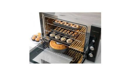 Manual do Forno Elétrico de Bancada Fischer 80L – 13687