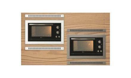 Como limpar forno de embutir elétrico Fischer Fit Line 44L – 4372