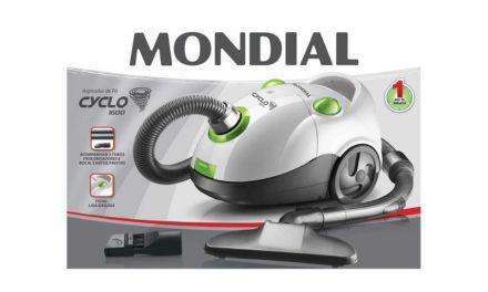 Como limpar Aspirador de pó Mondial Cyclo 1600 – AP-09