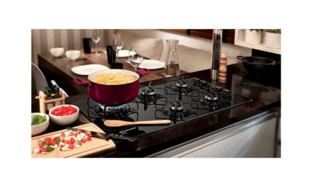 Manual do Cooktop a Gás 5 bocas Brastemp – BDT85
