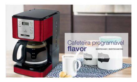 Manual da Cafeteira Elétrica Oster Flavor Programável BSTDC4401RD