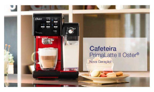 Como usar cafeteira elétrica Oster – BVSTEM6701