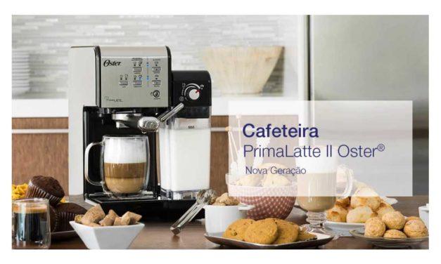 Solução de problemas da cafeteira Oster – BVSTEM6701