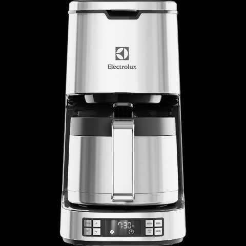 Manual de Instruções da cafeteira Electrolux CMP60