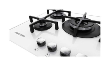 Manual do Cooktop a Gás Brastemp Vitreous 5 bocas – GDK73AB