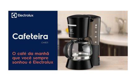 Manual da Cafeteira Elétrica Electrolux Easyline CMB31