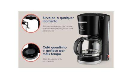 CONHECENDO CAFETEIRA ELECTROLUX EASYLINE CMB21