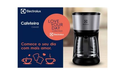 Manual da Cafeteira Electrolux Love Your Day CMM20