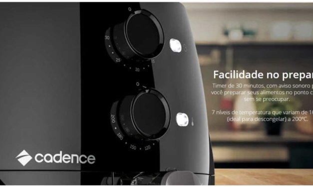 Como limpar fritadeira Cadence – FRT550