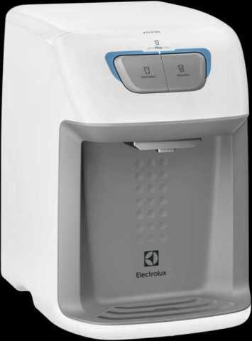 Limpeza do purificador de água Electrolux PH41B