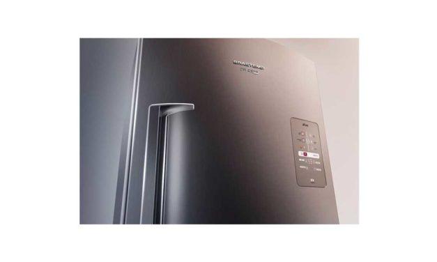 Conhecendo geladeira Brastemp 573L Inverse – BRE80