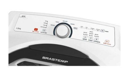 Solução de dúvidas lavadora de roupas Brastemp 11,5Kg – BWG12