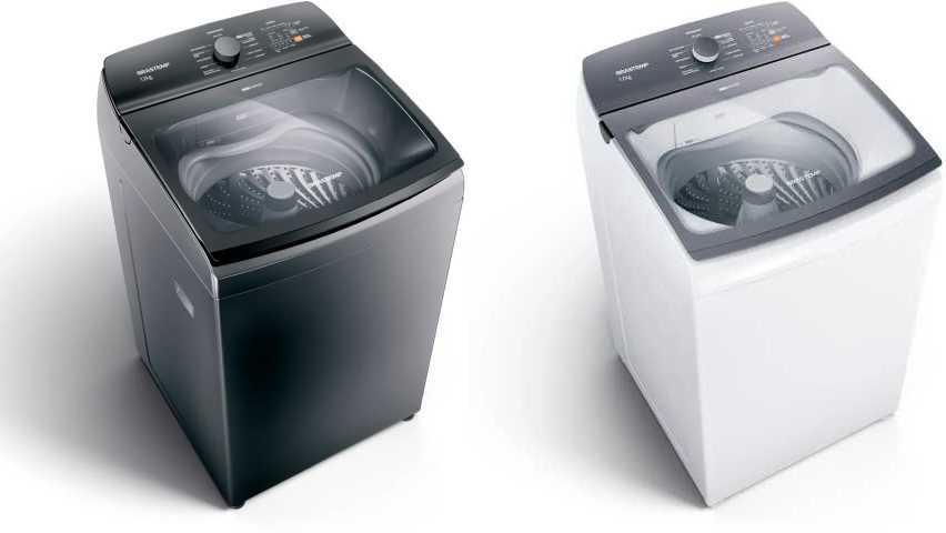 Lavadora de roupas Brastemp 12 kg - BWK12 - solução de problemas