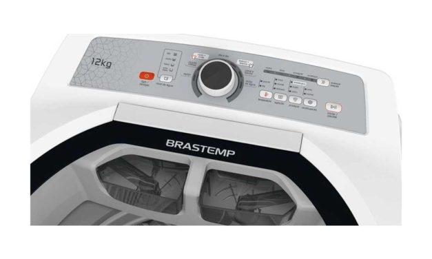 Conhecendo lavadora de roupas Brastemp 12Kg Água Quente BWQ12