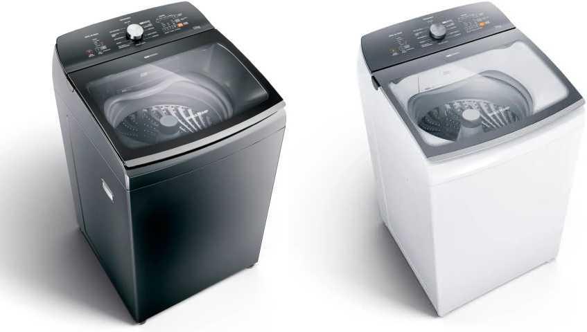 Lavadora de roupas Brastemp 12Kg - BWR12 - Medidas